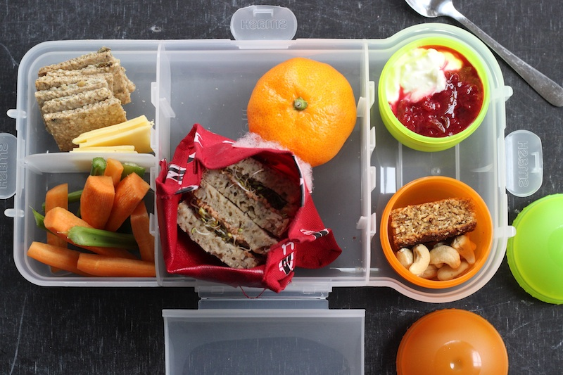 Lunch Box Ideas For Toddlers Nz LUNCHBOX IDEAS Grain Free Four Seed Crackers